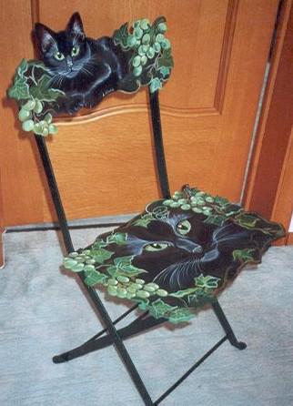 chaise_aux_chats_noirs