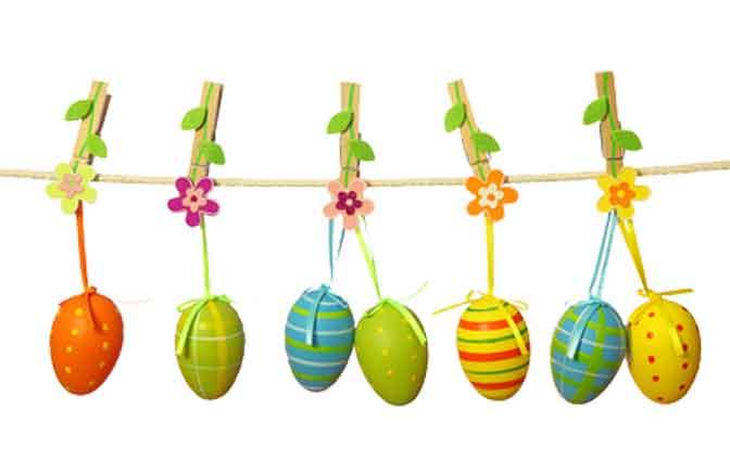 Les jolies vacances de Pâques