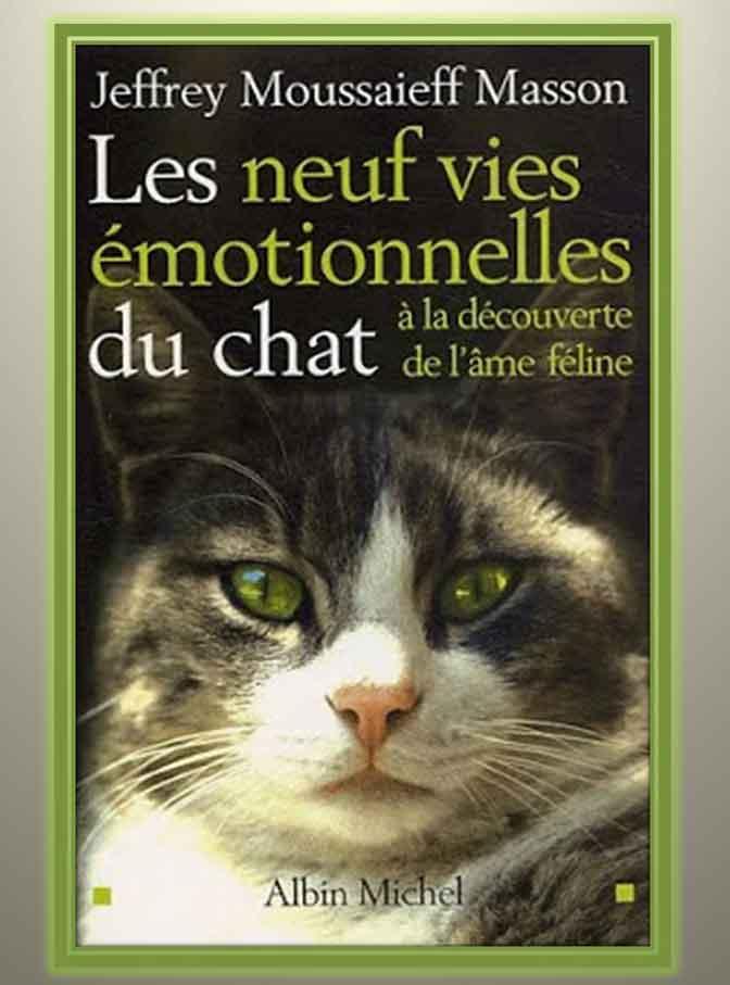 Les neuf vies émotionnelles du chat